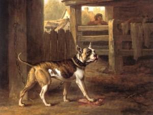 Old style Bulldog