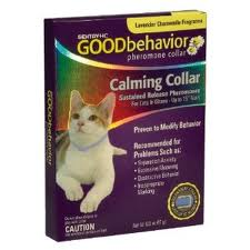pheremone collar for cats