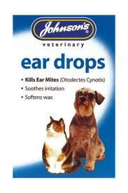 Putting Ear Drops In Dogs